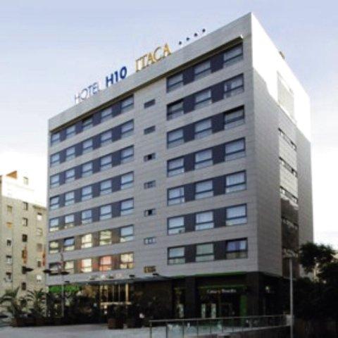 巴塞罗那伊塔卡H10酒店(H10 Itaca Barcelona)