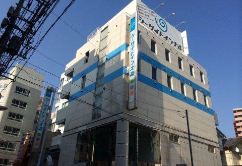 海滨大森酒店(Seaside Inn Omori)