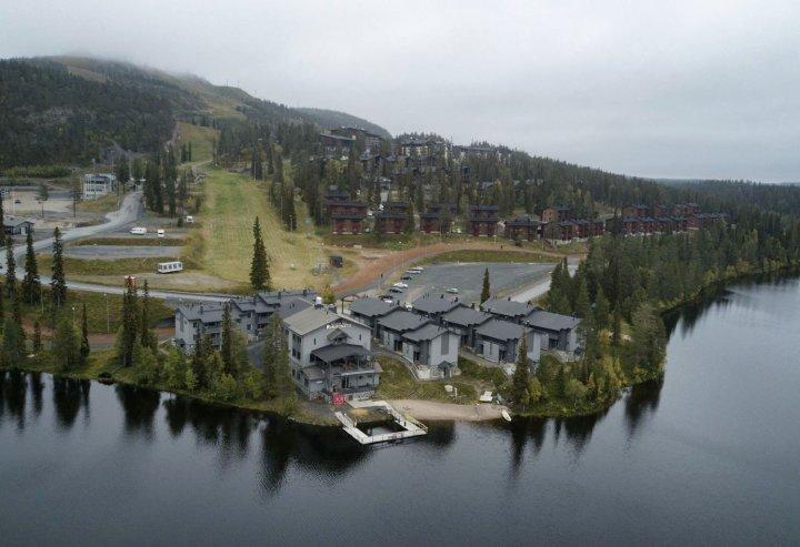 北极鲁坎卡尔纳精品酒店(Arctic Boutique Hotel Rukan Kaarna)