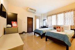 甲米白沙南九号奈达客房(Nida Rooms Pak Nam Number Nine at Ashram Kanabnam Resort)