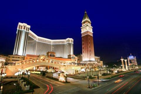 澳门威尼斯人-度假村-酒店(The Venetian Macao Resort Hotel)