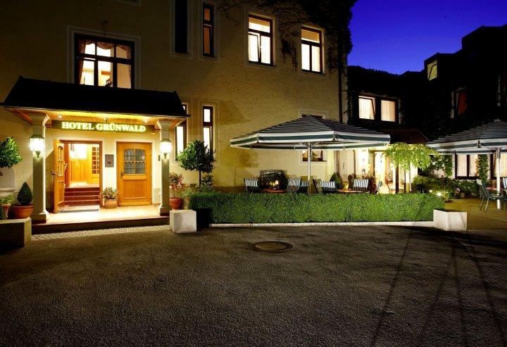 格鲁瓦尔德酒店(Hotel Grünwald)