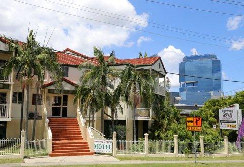 布里斯班图翁中心汽车旅馆式公寓(Toowong Central Motel Apartments Brisbane)