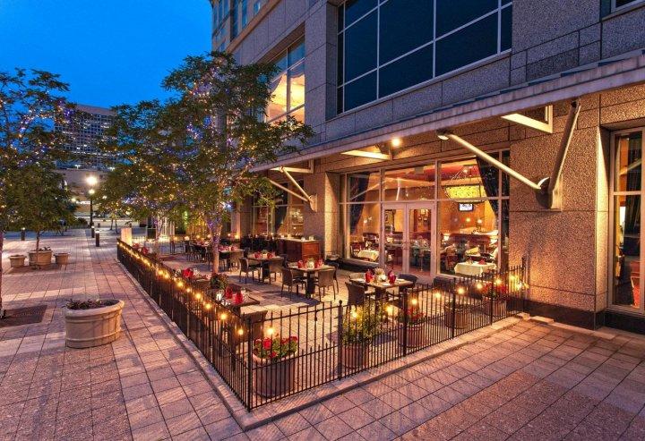 盐湖城市中心万豪酒店(Marriott Salt Lake City Center)