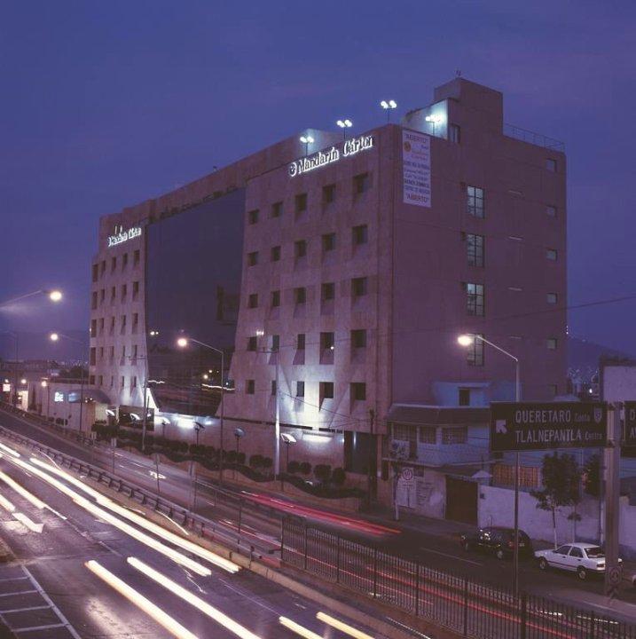 首都 O 曼达林卡尔顿酒店(Capital O Mandarin Carton)