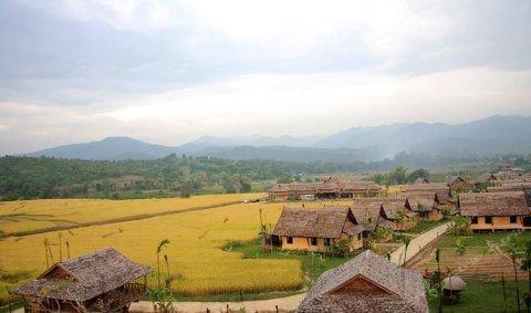 拜县普派艺术酒店(Phu Pai Art Resort)