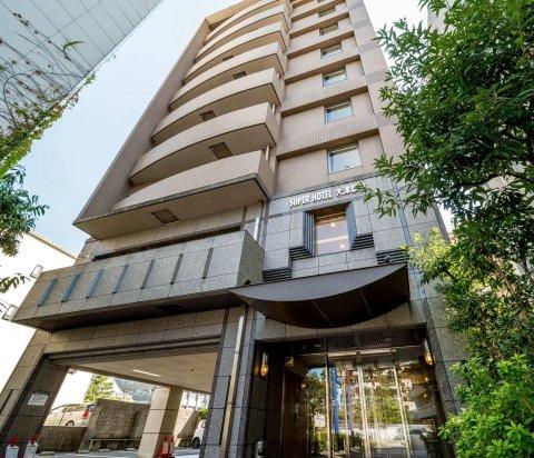 超级酒店大津站前店(Super Hotel Otsu-Ekimae)