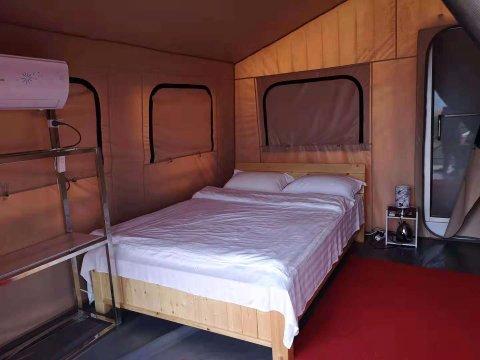 武义桂族湾帐篷酒店