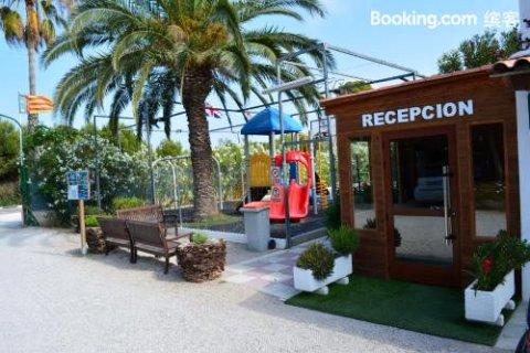 瓦伦西亚埃尔萨勒露营地(Camping Valencia El Saler)