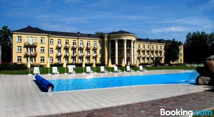 Rehabilitation Centre & Spa Draugystės Sanatorija