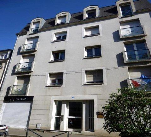 查特雷斯中央开放式公寓酒店(Studio Chartres Centre)