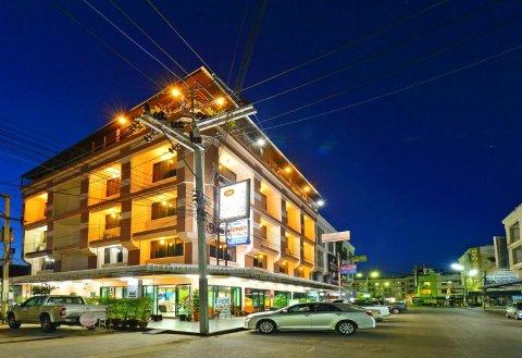 甲米拉达公寓(Lada Krabi Residence)