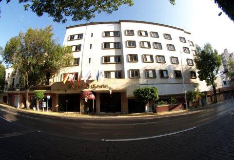 罗马瓜达拉哈拉酒店(Hotel Roma Guadalajara)