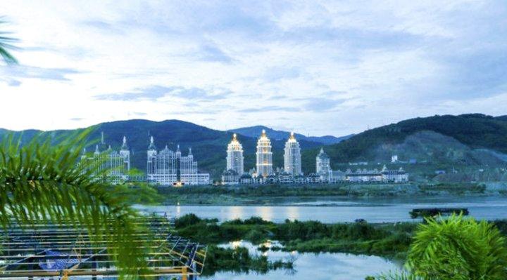 景洪开心之家江景花园度假酒店