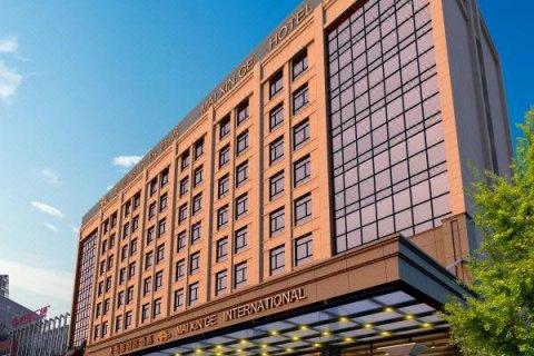 麦新格国际酒店(上海国际旅游度假区店)