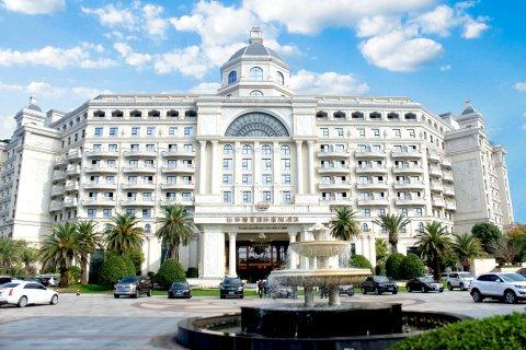 浦江仙华檀宫国际度假酒店
