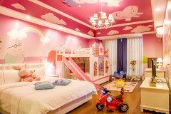 梦幻乐园亲子主题公寓(广州万达广场店)