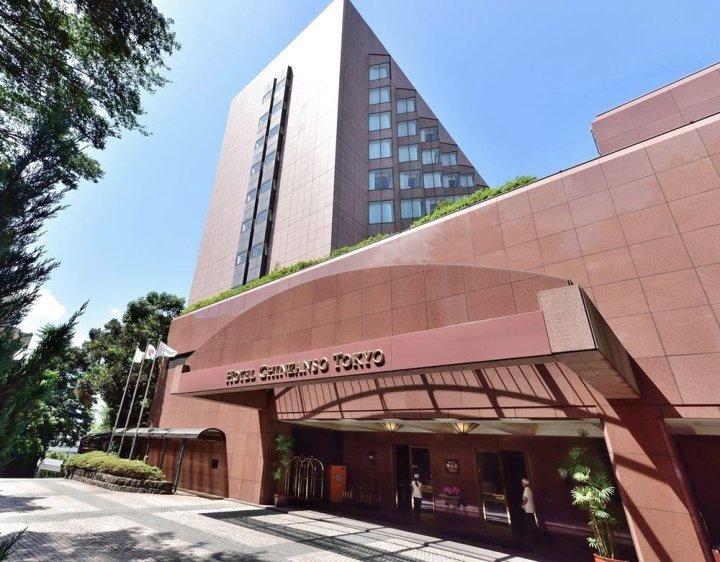 东京椿山庄大酒店(Hotel Chinzanso Tokyo)