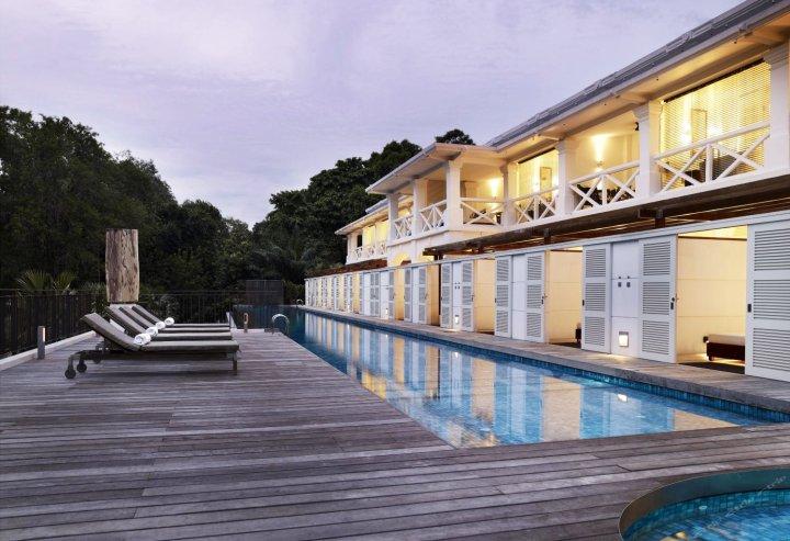 新加坡圣淘沙安曼纳圣殿度假酒店 (Staycation Approved)(Amara Sanctuary Resort Sentosa (Staycation Approved))