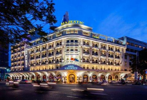 西贡马杰斯迪克酒店(Hotel Majestic Saigon)