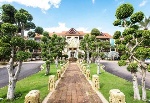 暹粒吴哥皇后酒店(Empress Angkor Resort & Spa Siem Reap)