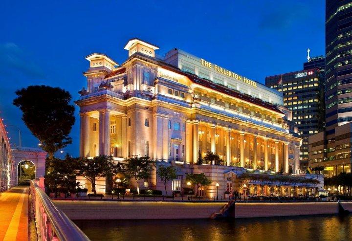新加坡富丽敦酒店(SG Clean)(The Fullerton Hotel Singapore (SG Clean))
