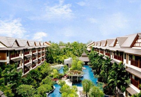 卡塔棕榈温泉度假酒店(Kata Palm Resort & Spa)