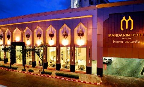 中间点曼达林大酒店(Mandarin Hotel Managed by Centre Point)