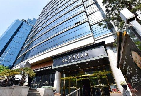 中央明洞空中公園酒店(Hotel Skypark Central Myeongdong)