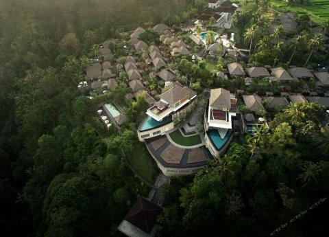 巴厘岛卡曼达鲁度假村(Kamandalu Ubud)