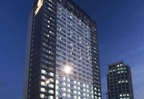 釜山皇冠海港酒店(Crown Harbor Hotel Busan)