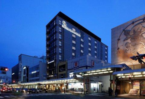 京都格兰巴赫酒店(Hotel Grand Bach Kyoto Select)