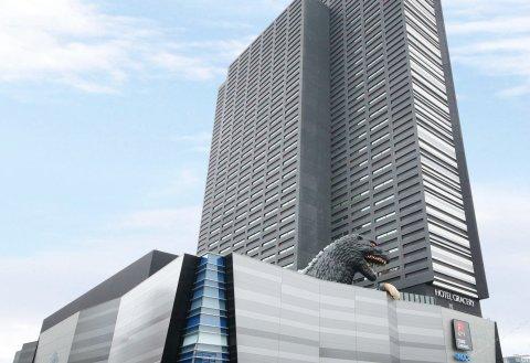 东京新宿格拉斯丽酒店(Hotel Gracery Shinjuku Tokyo)