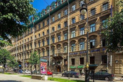 圣彼得堡涅夫斯基大街格兰德酒店(Nevsky Grand Hotel Saint Petersburg)