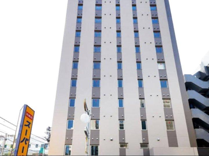 新宿歌舞伎町超级酒店(Super Hotel Shinjuku Kabukicho)