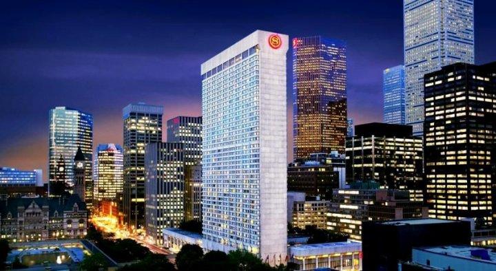 多伦多市中心喜来登酒店(Sheraton Centre Toronto Hotel)