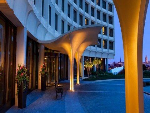 华盛顿希尔顿酒店(Washington Hilton)