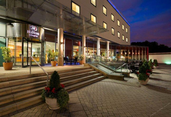 伦敦伊斯林顿天使地铁站希尔顿酒店(Hilton London Angel Islington)