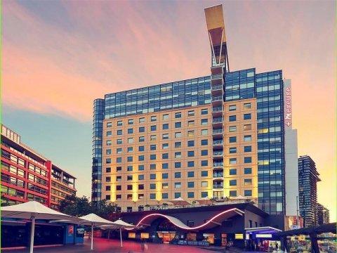 悉尼美居酒店(Mercure Sydney)