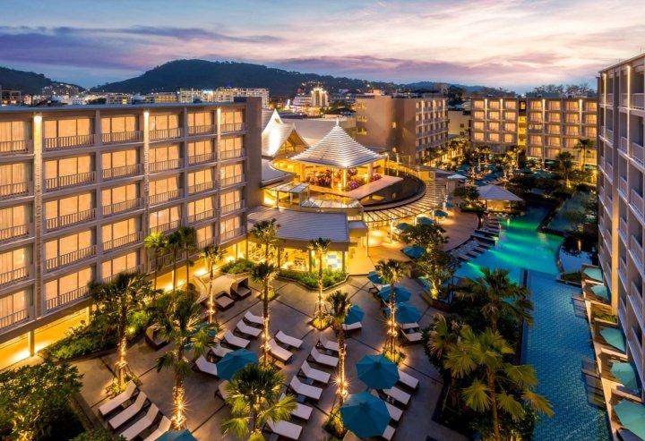 普吉岛芭东美爵大酒店(Grand Mercure Phuket Patong)