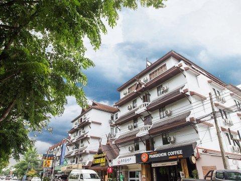 7天阳光酒店-清迈古城店(Chiang Roi 7 Days Inn)