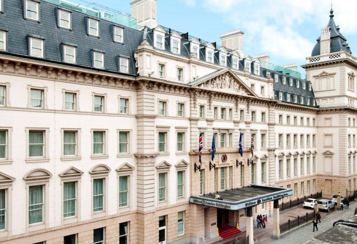 伦敦帕丁顿希尔顿酒店(Hilton London Paddington)
