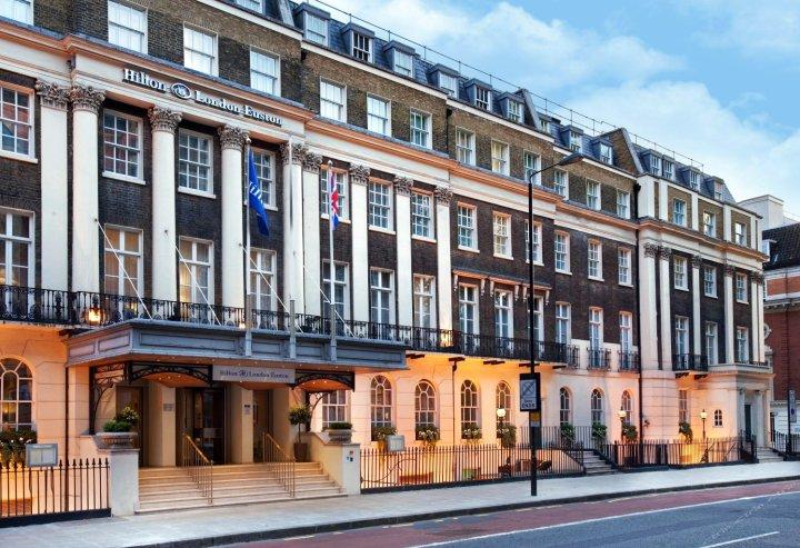 伦敦尤斯顿希尔顿酒店(Hilton London Euston Hotel)