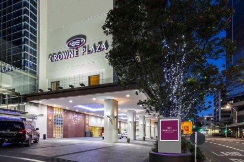奥克兰皇冠假日酒店(Crowne Plaza Auckland)