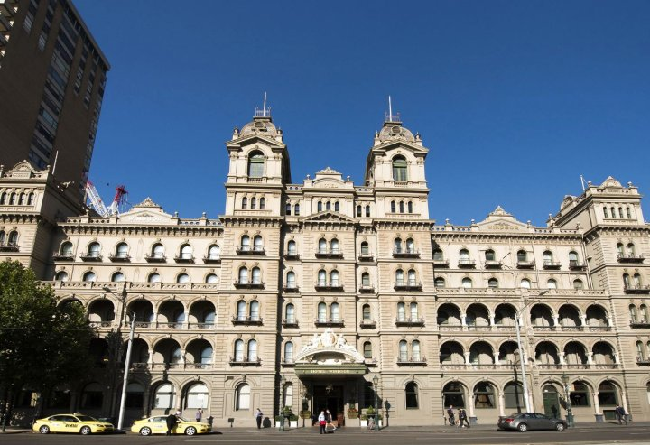 墨尔本温莎酒店(The Hotel Windsor Melbourne)