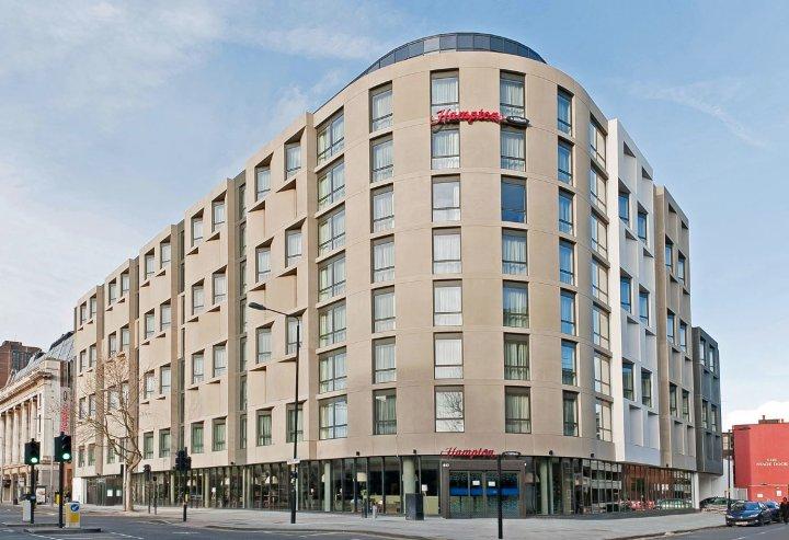 欢朋伦敦滑铁卢希尔顿酒店(Hampton by Hilton London Waterloo)