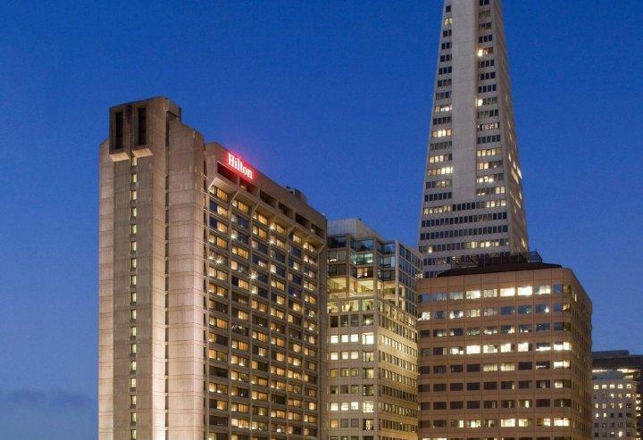 旧金山金融区希尔顿酒店(Hilton San Francisco Financial District)