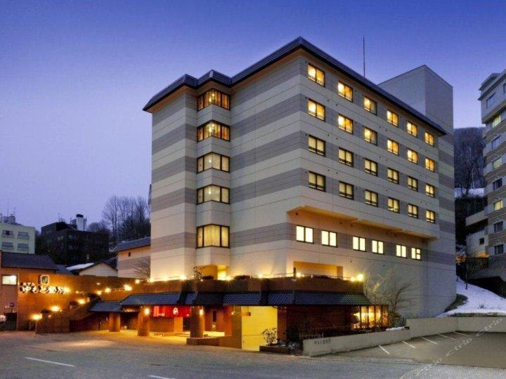登别汤本温泉酒店(Yumoto Noboribetsu)