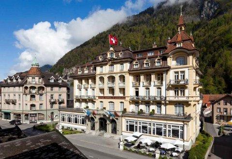 皇家圣乔治因特拉肯美憬阁索菲特酒店(Hotel Royal St Georges Interlaken Mgallery by Sofitel)