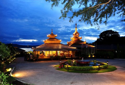 蒲甘帝日皮伊萨亚保护区度假酒店(Bagan Thiripyitsaya Sanctuary Resort)